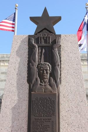 Gonzales Memorial, Gonzales TX