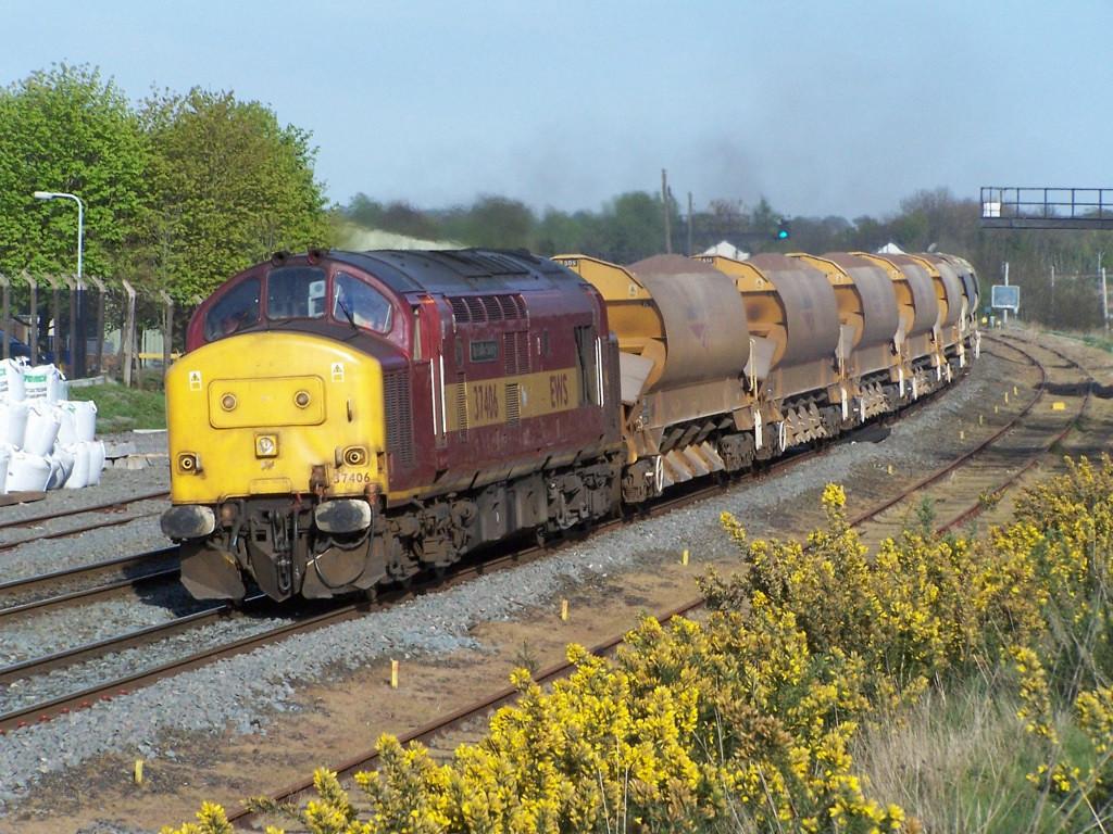 37406, Cosford. April 2007.