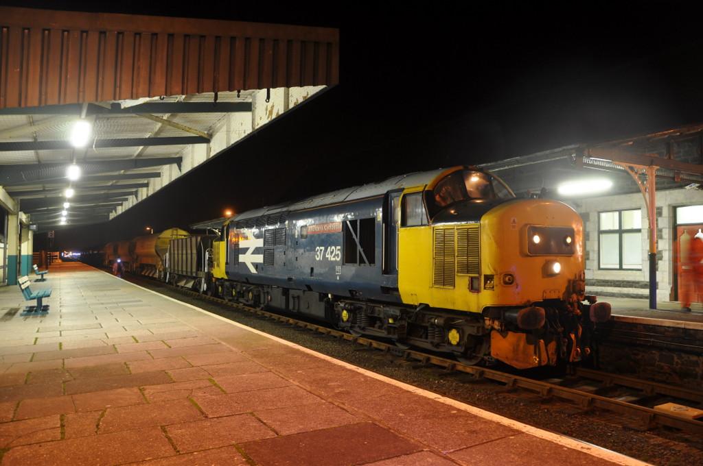 37425, Barmouth. November 2009.