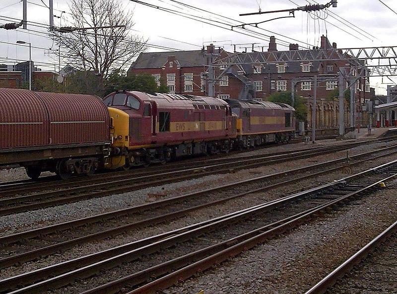 37410, Crewe. October 2009.