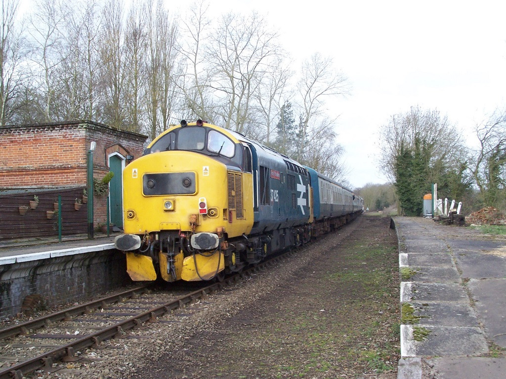 37425, Thuxton. March 2009.