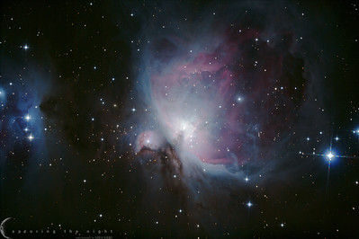 """Orion Nebula"""