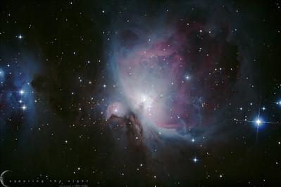 """Orion Nebula"""