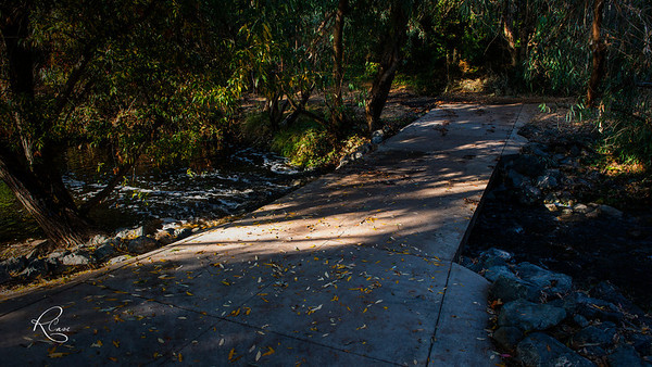 Del Valle Creek
