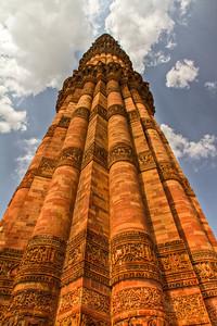 Qutb Minar, HDR