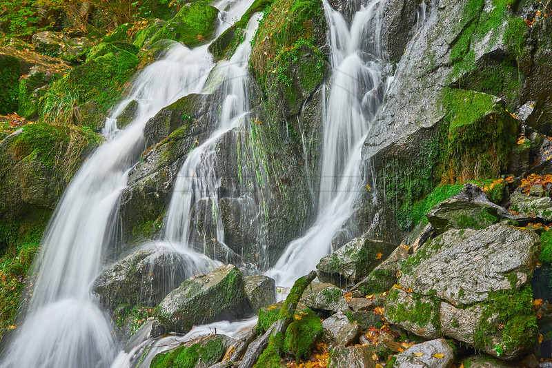 Døndalen Waterfall
