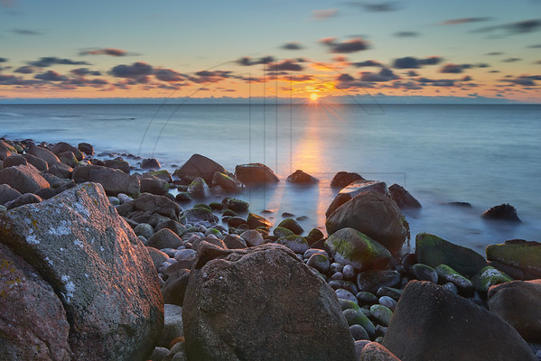Jons Kapel Sunset