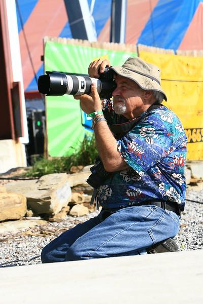 (15)  Dennis Liddell, Photographer