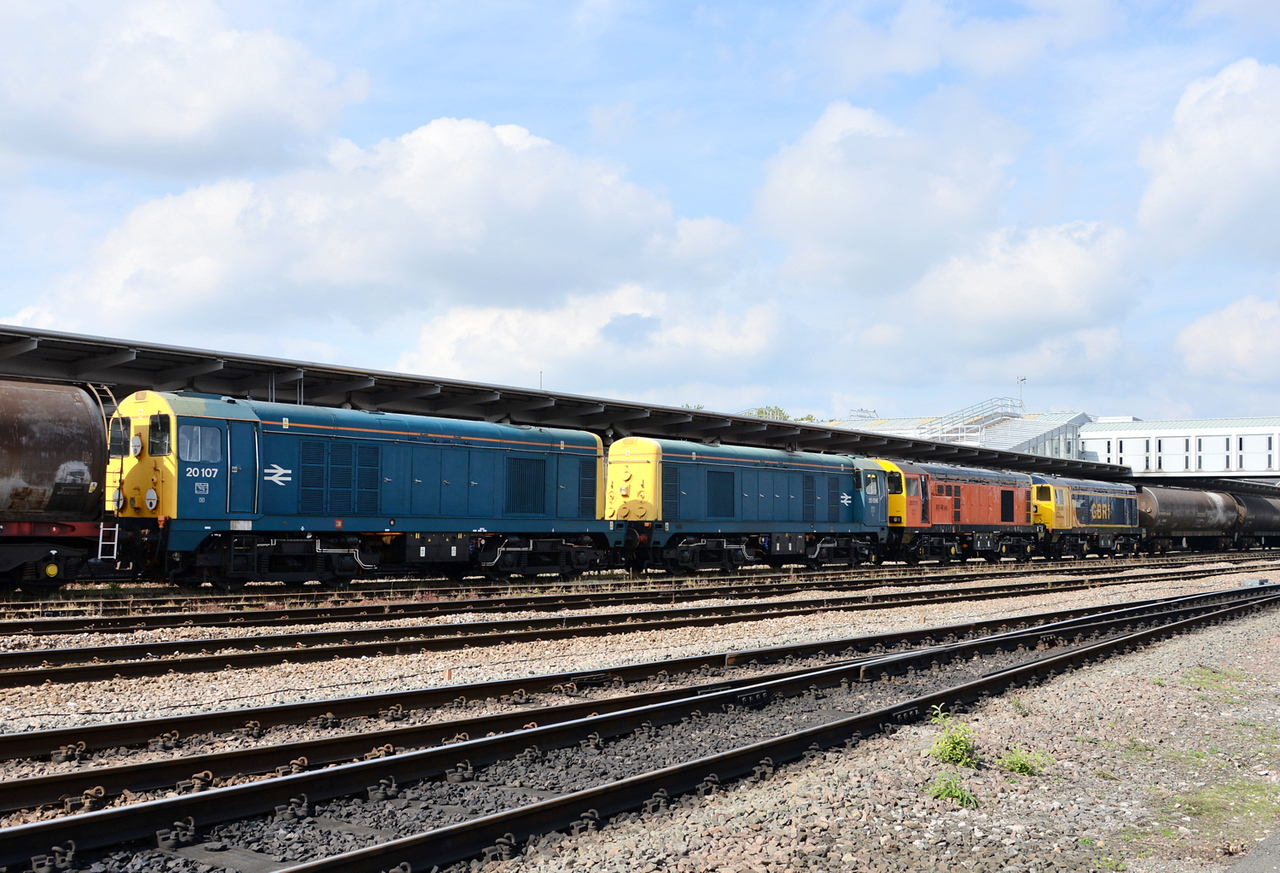 20107, 20096, 20311 and 20905. Derby.