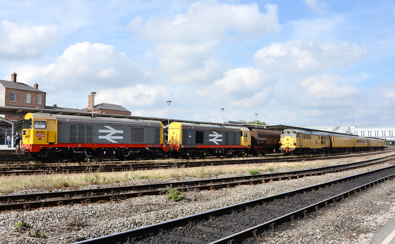 20132, 20118 and 31233. Derby.