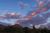 McDowell Sonoran Preserve at sunset