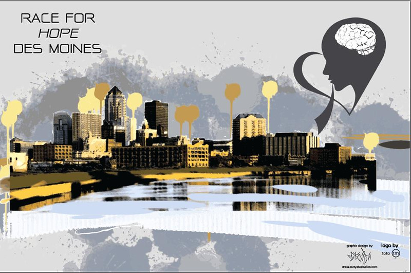 Race for Hope, Des Moines