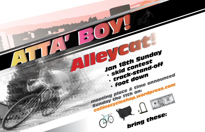 Attaboy Flyer