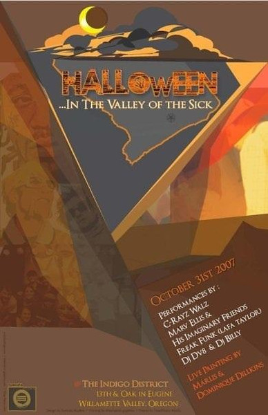 Halloween in the Valley of the Sick