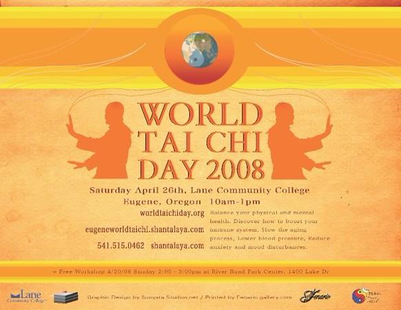 World Tai Chi Day 2008