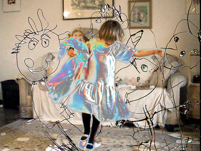 Little Dancer, Pixels and Pixies