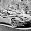 Alfa 8C Silvered