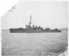 USS Preble (DM-20)<br /> <br /> Date: November 17 1943<br /> Location: Mare Island CA<br /> Source: William Clarke - National Archives