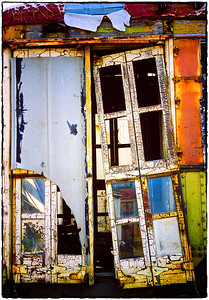 """Trolley Doors #1"""