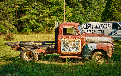 """Cash for Junk Cars"""