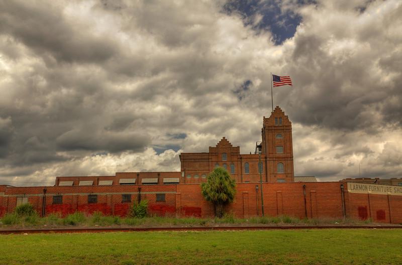 Old Florida Brewing Building