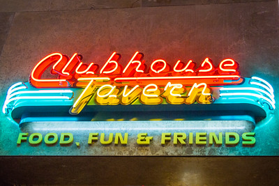 Neon Clubhouse