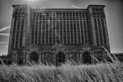 Michigan Central, a shining presence