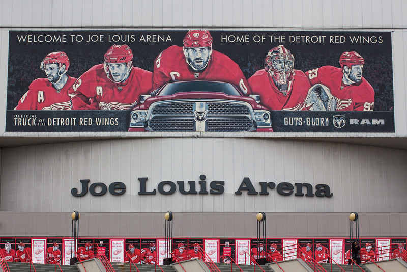 Joe Louis Arena