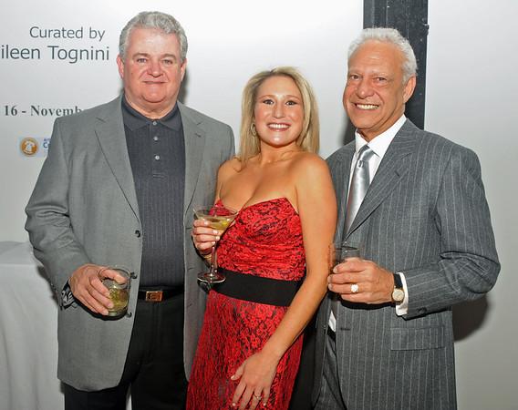 Congressman Bob Brady, Lauren Beloff and Len Beloff
