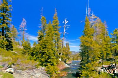 Fraizer Creek