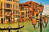 Venetian Street Lamp
