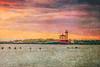 Bullard Beach Sunset