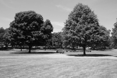 St. Mary's Park (b/w) (1/200 sec f/10 is 200 no filter)
