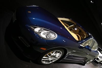 Mit der EOS 6D im Porschemuseum...