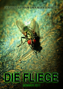 Fake Movieposter: Die Fliege