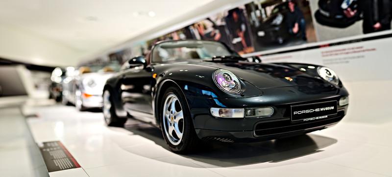 Porsche 911 Carrera 3.6 Speedster