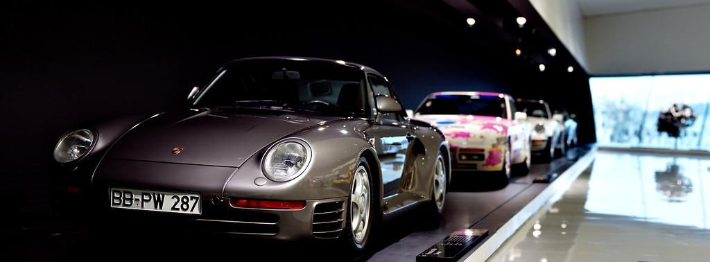 Brenizer im Porsche Museum #2