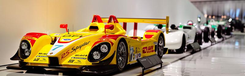 Brenizer im Porsche Museum #3