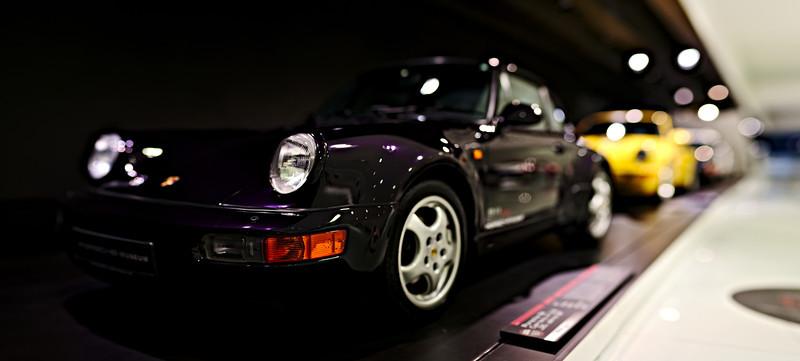 Porsche 911 Carrera 4 3.6