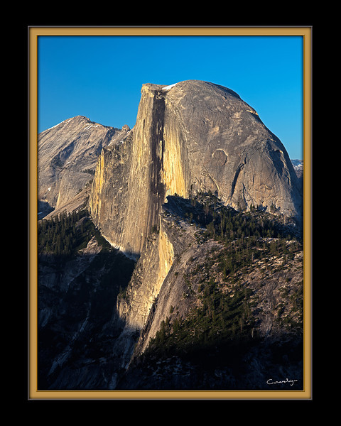Half Dome 8 HDR, Yosemite NP