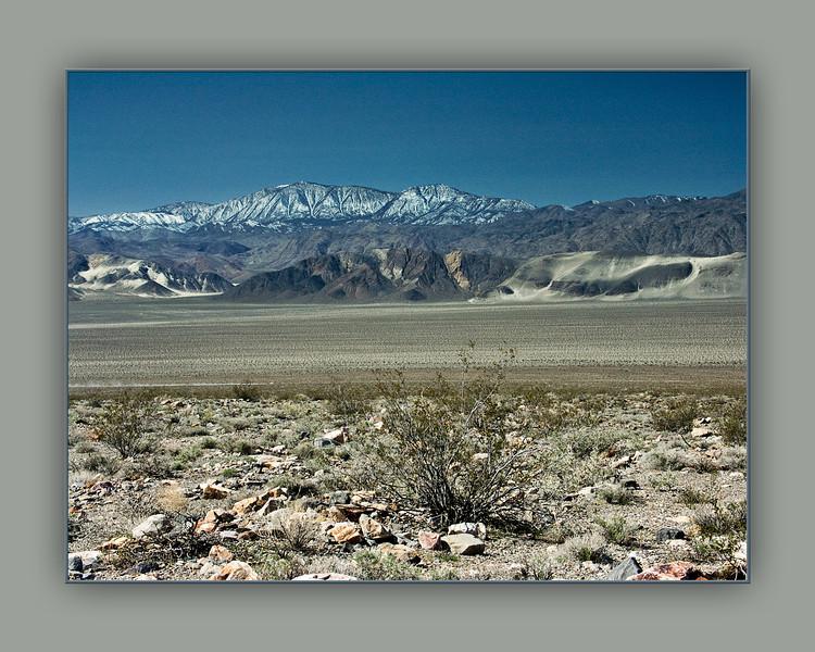 Eureka Dunes, Death Valley NP