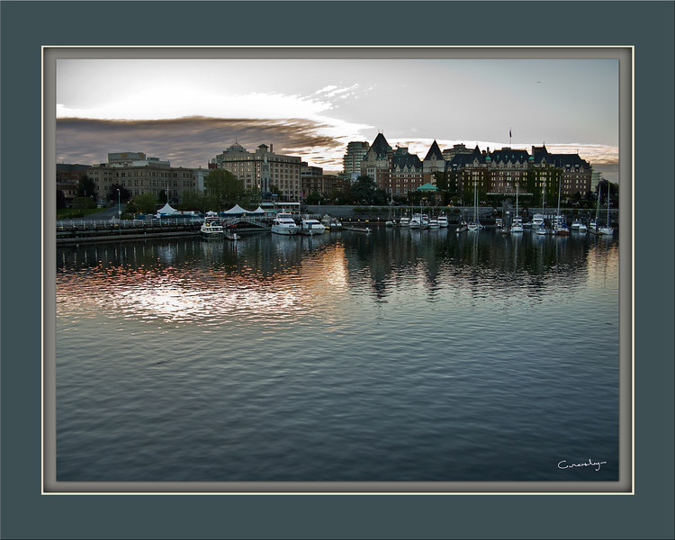 Early Morning Light, Victoria, B.C.