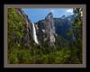 Bridalveil Falls, Yosemite NP