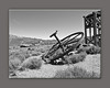 Bodie Stamp Mill, CA.