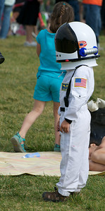 I think space camp is in his future.....