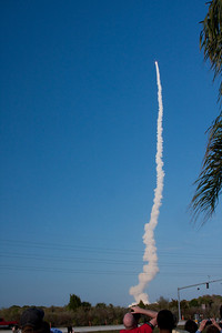 STS-133 Launch-12