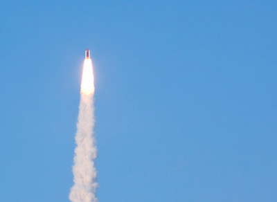 STS-133 Launch-24