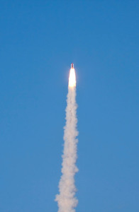STS-133 Launch-22