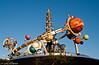 Astro Orbiter by Day - Disney World, Orlando, FL, USA
