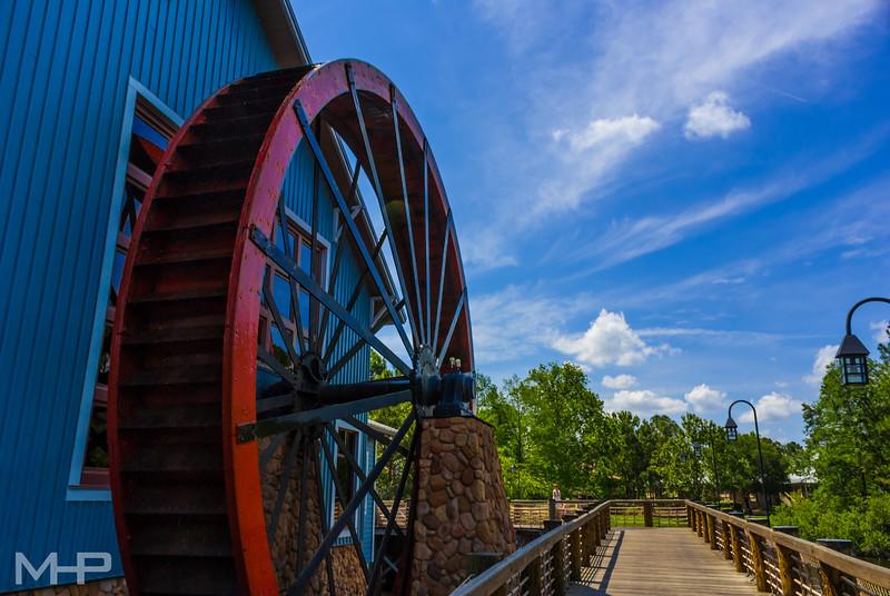 Riverside Wheel
